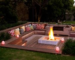 Define Backyard Designing A Stylish Firepit Garden That Outdoor Living Space
