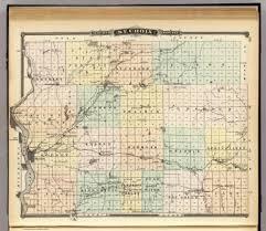 map st croix of st croix county snyder vechten co 1878