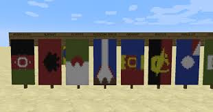 Flag Of Antigua Flags Of The World Banners Creative Mode Minecraft Java
