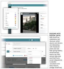 alumni website software how well do you your alumni evertrue