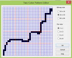 pattern fill coreldraw x6 problem with 2 bit pattern fills in coreldraw x6 coreldraw x6