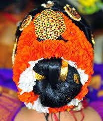 bharatanatyam hair accessories hair style abhinay academy
