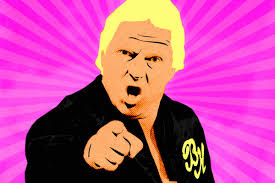 bobby u201cthe brain u201d heenan was the end all and be all of heel