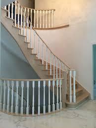 circular stairs tread and riser replacement new custom make nosing