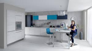 coloris cuisine cuisine équipée trend style design bois disponible en 21