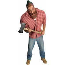 lumberjack costume oversized lumberjack costume costumeish cheap