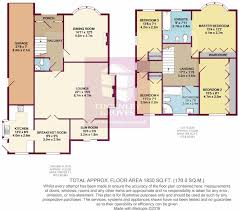 Trafford Centre Floor Plan 4 Bedroom Detached House For Sale In The Avenue Sale M33 M33