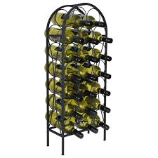 decorating miraculous metal wine rack furnishing awesome bar