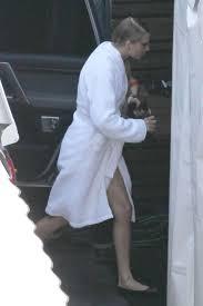 Bad Blood Video Taylor Swift Filming U0027bad Blood U0027 Music Video In La