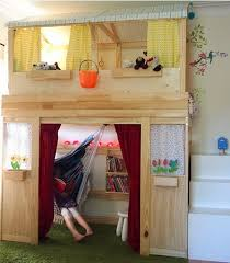Awesome IKEA Hacks For Kids Beds Hative - Ikea bunk bed slide