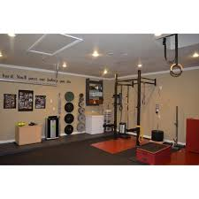garage gym basics get rxd home garage gym basics 4 x 4 titan wall mount rig with dual pull up bars