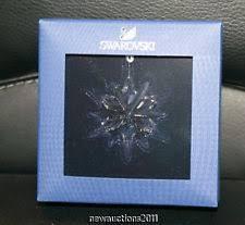 swarovski star ornament 2011 ebay