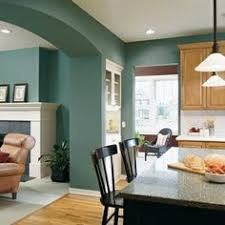 Cozy And Warm Color Schemes For Your Living Room Warm Color - Kitchen and living room colors