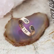 inspirational rings 137 best inspirational rings images on moon rings