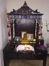 interior design for mandir in home diy mandir u2013 couch potato who me