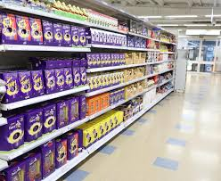 easter eggs for sale tesco shocks customers by selling easter eggs less than a