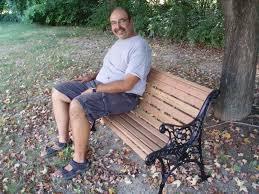 a new chapter diy restoring a park bench