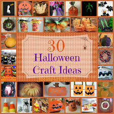 Make Halloween Crafts by 30 Halloween Craft Ideas To Make This Halloween