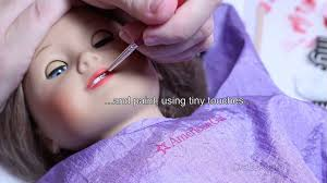 how to refresh teeth paint for american doll tutorial hd idolza