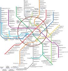 Boston Metro Map by Russian Subway Map My Blog