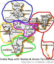 best tourist map of best places to go on in india india tour guide map how