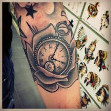 time after time tattoo pinterest flower tattoo designs