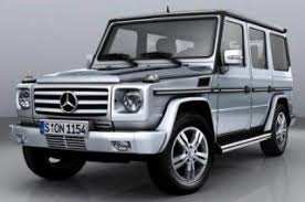 mercedes safari suv 2009 mercedes g class gets more power still delightfully