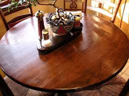 how to finish a table top with polyurethane refinishing dining table woodworking talk woodworkers forum