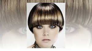 women u0027s short haircut bob hat youtube