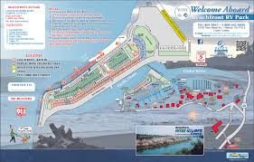 Map Of Brookings Oregon by Welcome