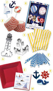 Nautical Party Theme - 65 best nautical theme images on pinterest nautical party