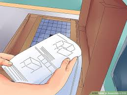 Screws For A Baby Crib by How To Assemble A Crib 15 Steps With Pictures Wikihow