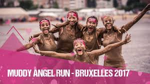 Mud Run Meme - muddy angel run bruxelles 2017 youtube
