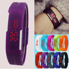 digital bracelet led watches images New sports bracelet led watch 2015 sport watch fashion digital jpg