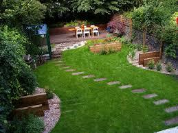 Backyard Ground Cover Ideas by Backyard Garden Designs Garden Design Ideas
