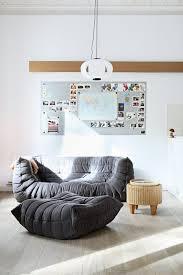 canap intex un joli fauteuil gonflable intex de couleur gris meubles