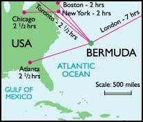 map usa bermuda bermuda s environment