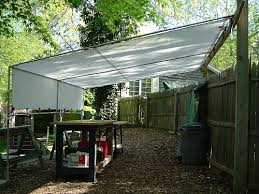 Outdoor Shades For Patio by Creative Shelters Pvc And Tarp Shade Tent Patio Pinterest