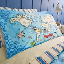 Sanderson Duvet Covers And Curtains Buy Sanderson Little Sanderson Treasure Map Duvet Cover Set