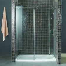 costco madison shower 10 mm tempered glass reversible door tub