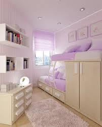 Purple Bunk Beds Bedroom Decoration Ideas Interior Endearing Purple