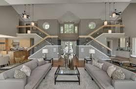 Living Room Grey Sofa by Grey Sofa In Stunning Living Room Design