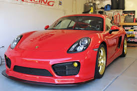 porsche cayenne matte red dan u0027s 2015 red cayman s build with bbi roll bar ipd plenums and