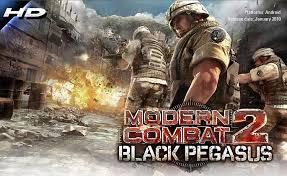modern combat 2 free apk modern combat 2 black pegasus apk data review dan