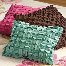 How Do I Make Cushion Covers 67 Best Cushions Felt Images On Pinterest Cushions Decorative