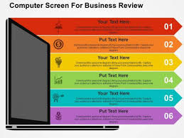 business review presentation template yearly business review
