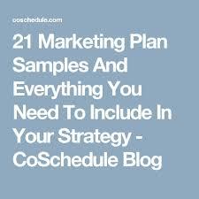 25 unique marketing plan sample ideas on pinterest startup