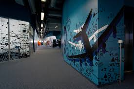 office wall art blue white office divider wall art interior design ideas