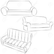 comment dessiner un canapé en perspective dessin de canapé idées d images à la maison