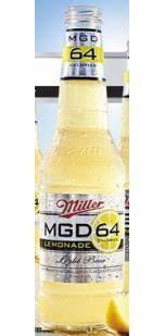 miller genuine draft light miller genuine draft light 64 lemonade mgd light 64 ratebeer